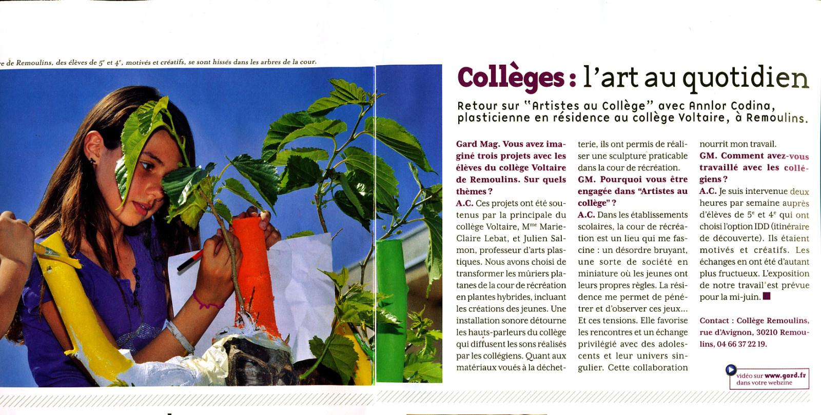 gard magazine juin 2012